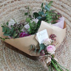 bouquet emballé