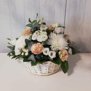 composition florale pure