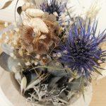 fleurs sechees