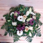 composition florale rosae