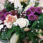 fleurs composition rosae