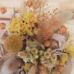 fleurs séchées azur