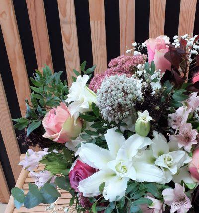 bouquet aglaé
