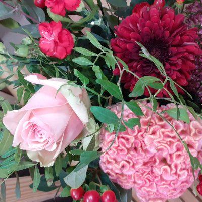 fleurs bouquet henriette