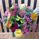bouquet fleurs zita