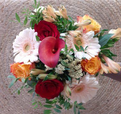 bouquet izaline