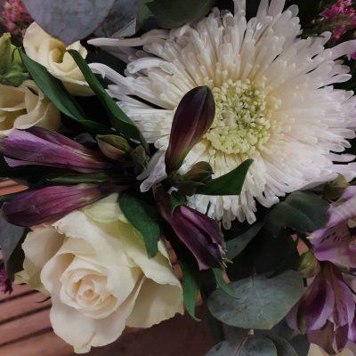 fleurs bouquet Maé